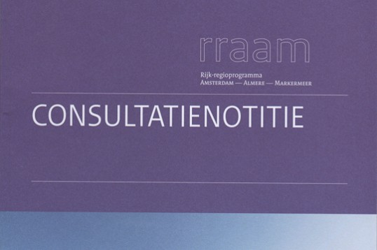 RRAAM Consultatienotitie